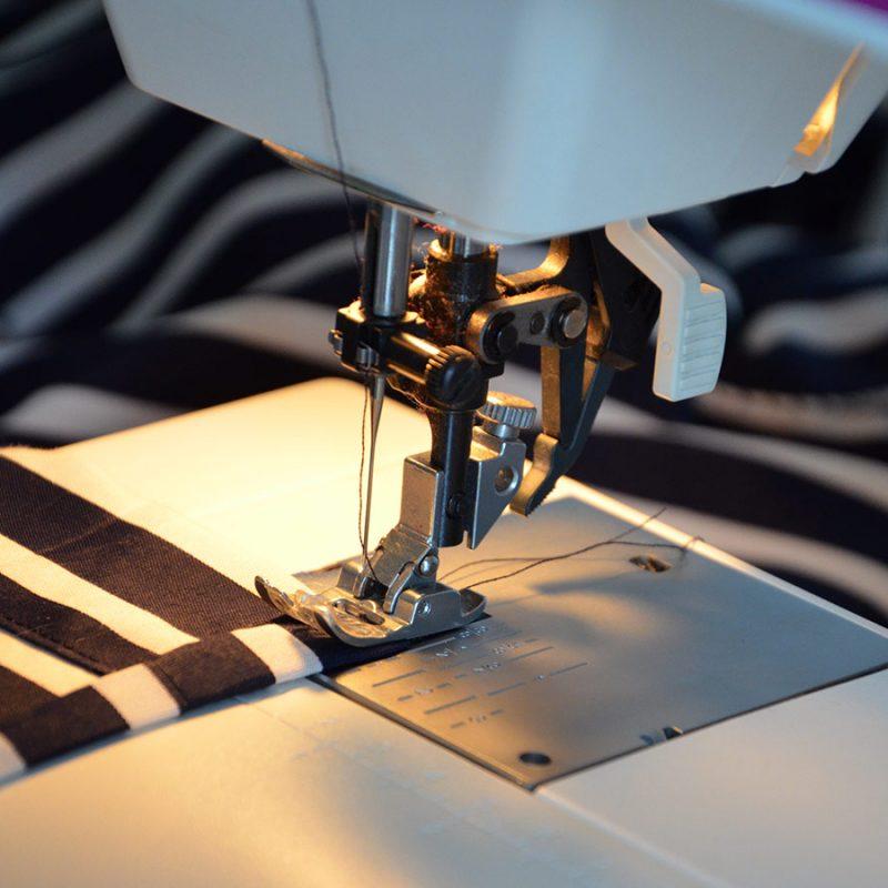 Ejercicios para aprender a coser a máquina 3