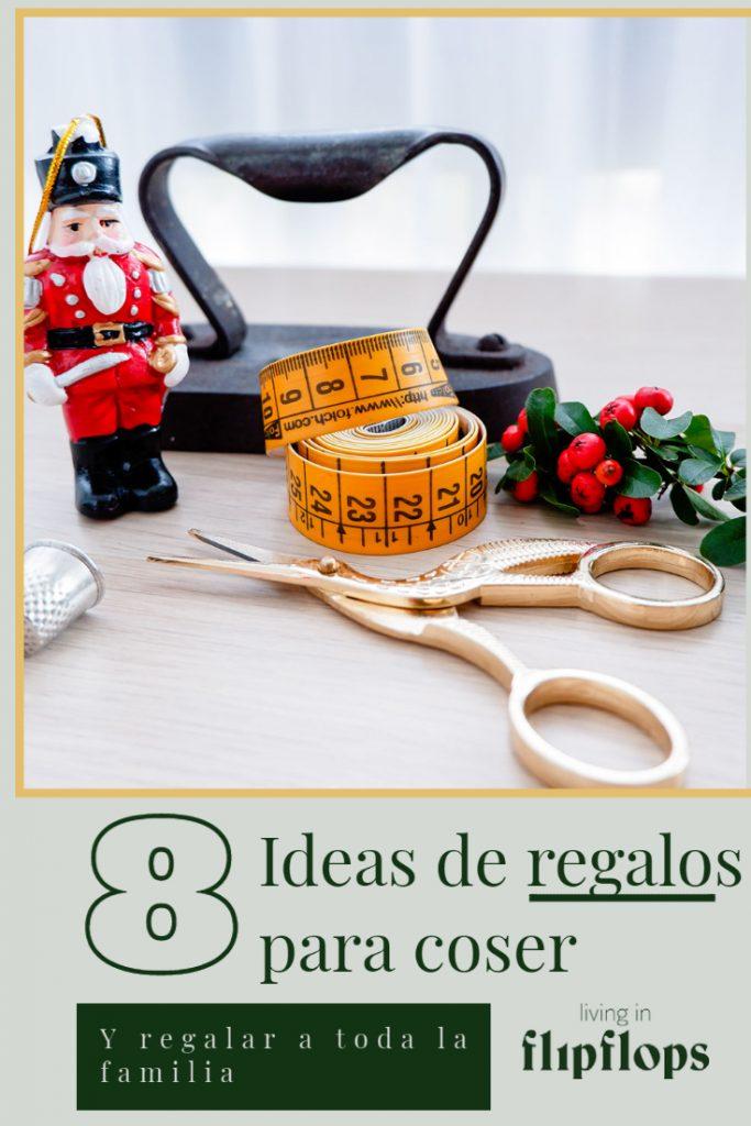 Ideas de regalos para coser y regalar esta Navidad
