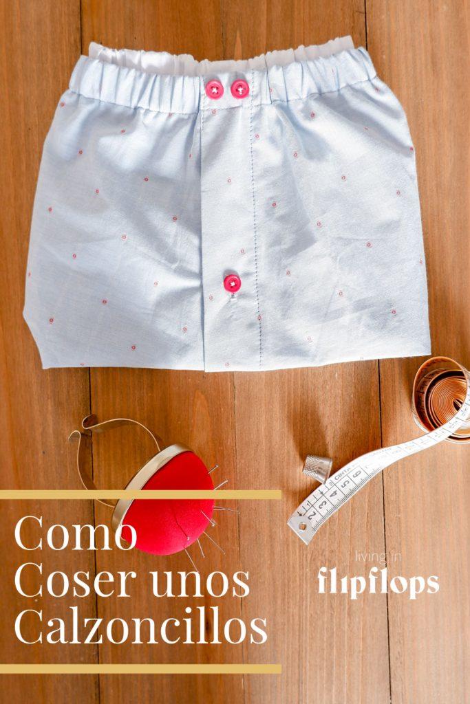 tutorial para coser un calzoncillo de hombre