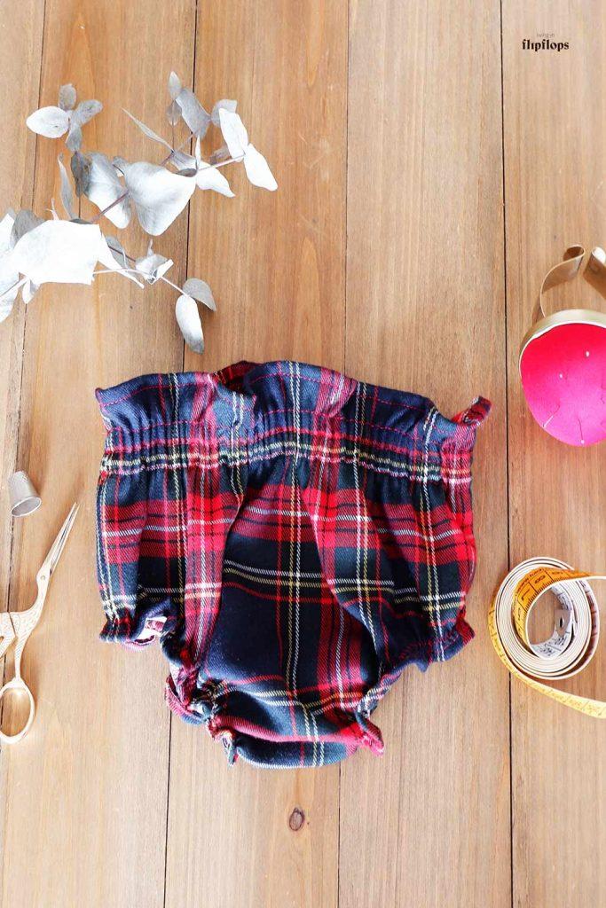 tutorialpara coser un cubre pañal para niños