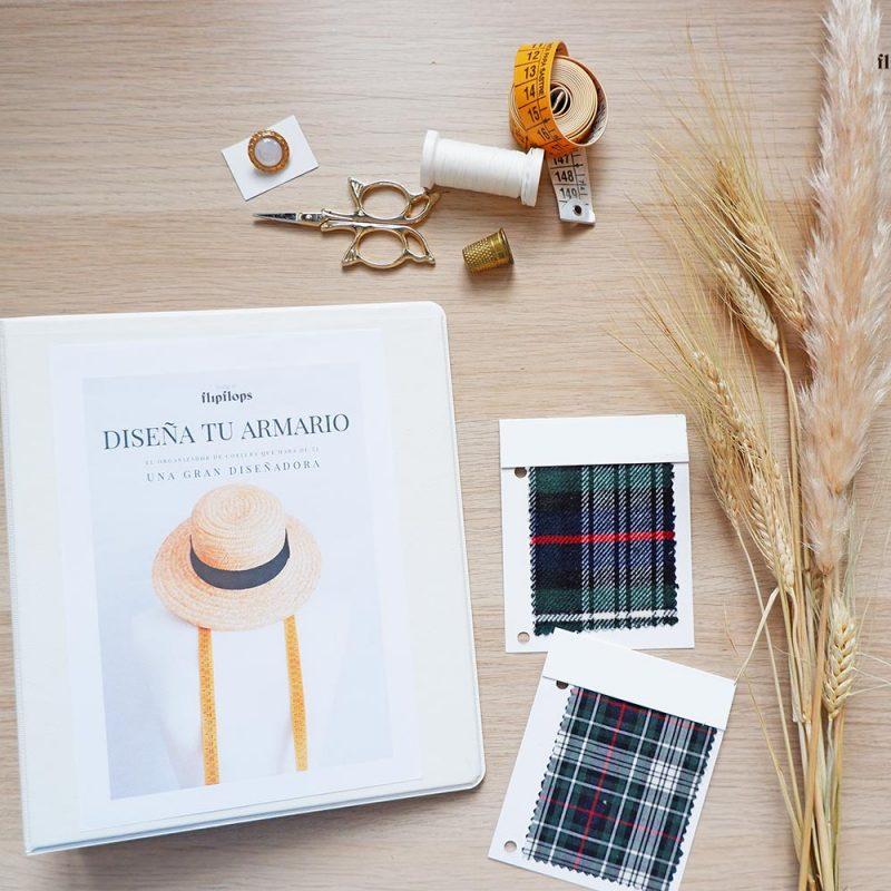 planificador de costura para tus proyectos de costura por living in flipflops