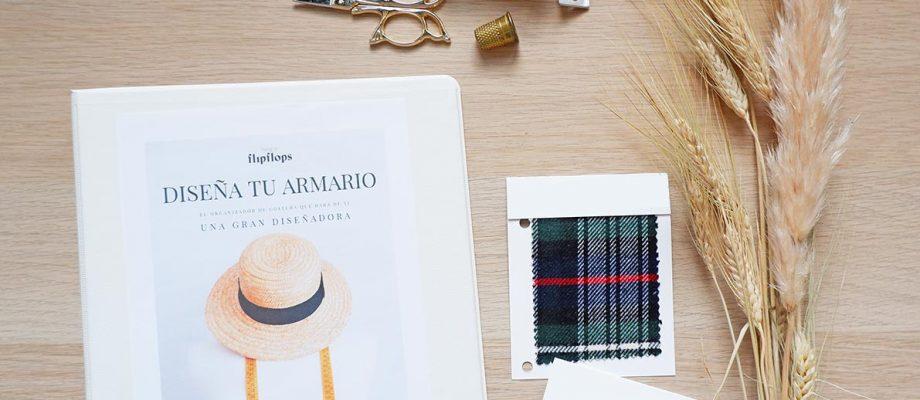 Crea tu planificador de costura con Diseña tu armario
